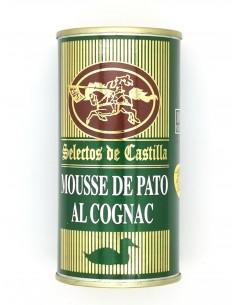 mousse de pato al cognac