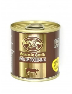 Paté de cochinillo